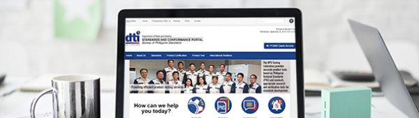 DTI-BPS launches new and improved Standards and Conformance Portal