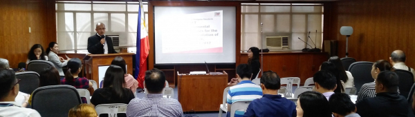 DTI-BPS conducts Public Consultations on Draft Technical Regulations on Construction Materials